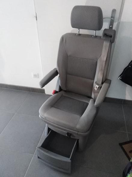 [a vendre] siège arrière individuel T5 T6 S1