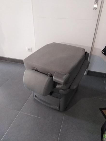 [a vendre] siège arrière individuel T5 T6 S3